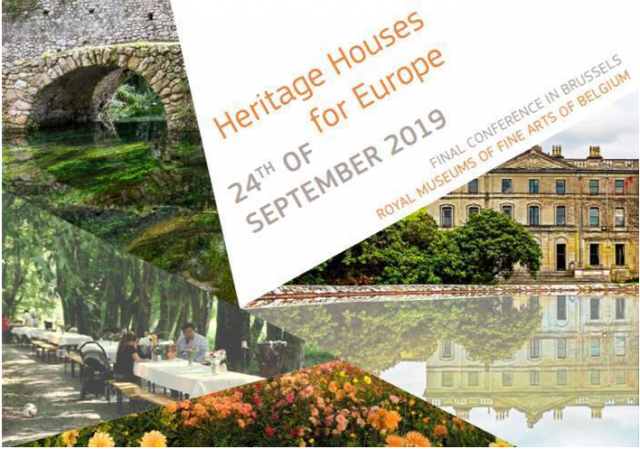 Heritage Houses for Europe. Exchange and Innovate