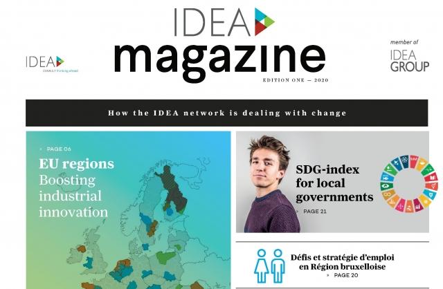 Magazine IDEA 2020