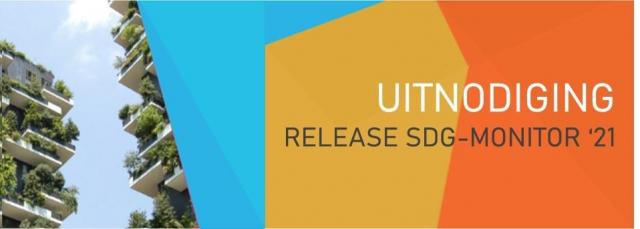 Release Event nieuwe SDG Monitor op 7 oktober in Passage 44 (Brussel)