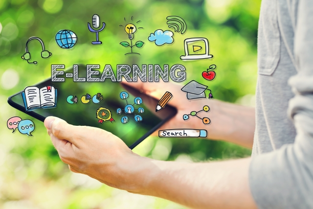 Webinar over onderzoeksrapport 'E-leren in Vlaanderen'