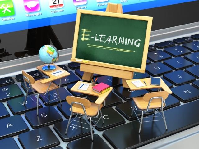 E-leren in Vlaanderen