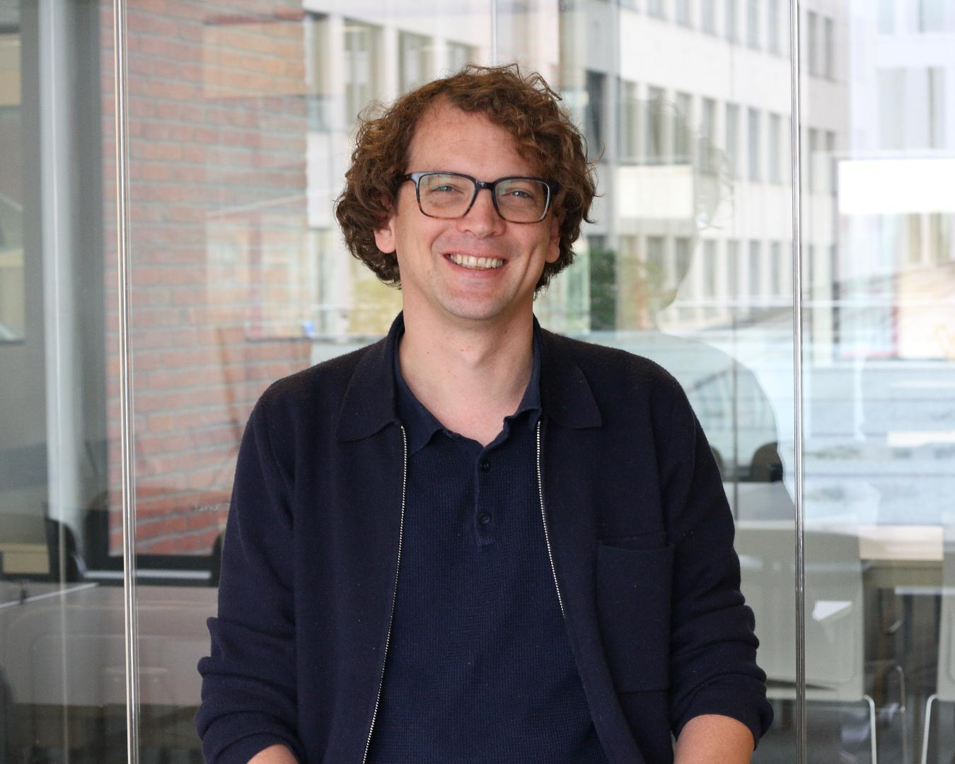 foto Joris Janssens (Ph.D.)