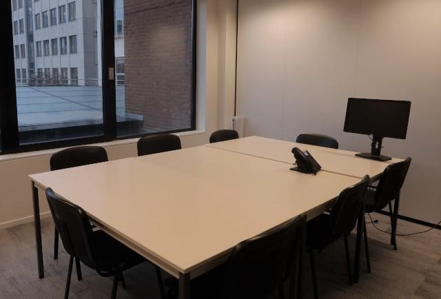ideaconsult meeting room madou