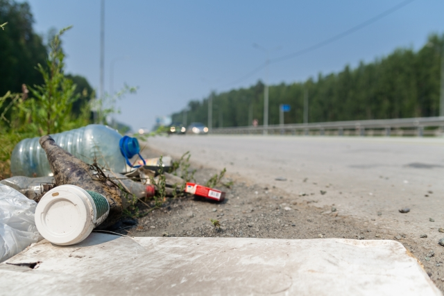 In 2017, almost six kilograms of waste per capita were dumped as litter and fly-tipping in Flanders. But what are the costs to society?